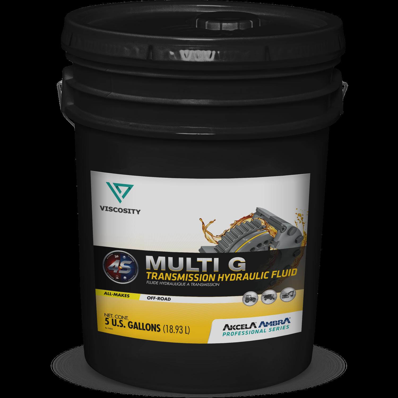 Multi G transmission hydraulic fluid 5US Gallons