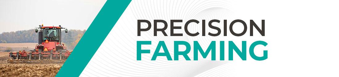 precision farming banner